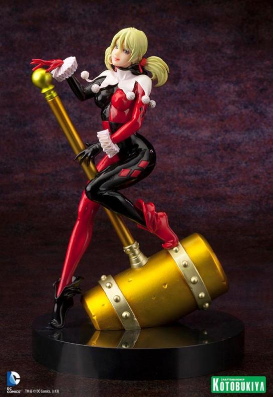 Kotobukiya-Harley-Quinn-03