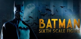 Preorders: Sideshow The Batman Sixth Scale Figure
