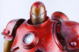 Preorders: 3A Toys Invincible Iron Man AF 1/6 Classic Armor Iron Man & Silver Centurion Iron Man