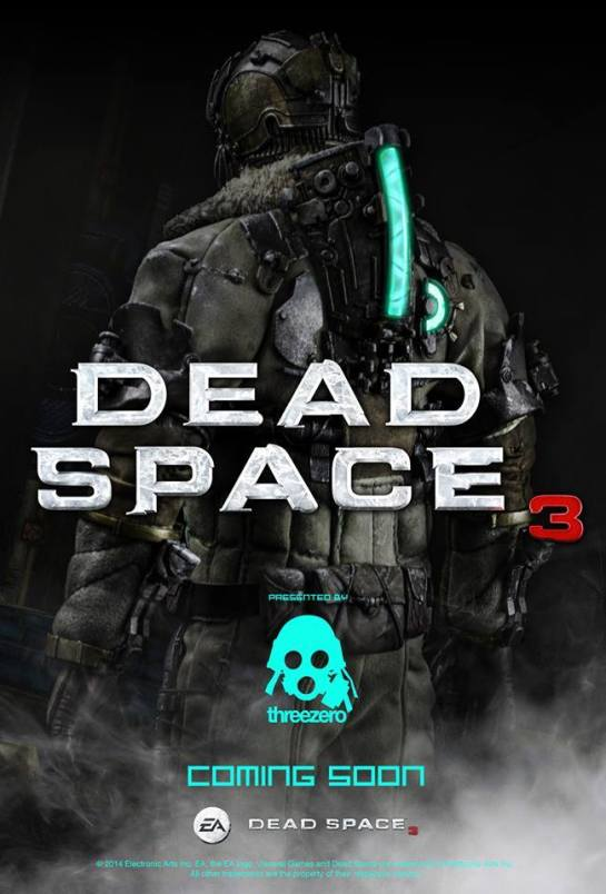 ThreeZero-Dead-Space-3-Announcement