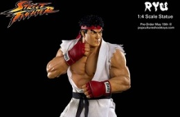 Preorders: PCS – Street Fighter Ryu 1/4 Scale Statue