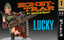 Preorders: Gentle Giant – Honey Trap 1/4 Statue Lucky