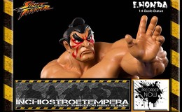 Preorders: PCS – Street Fighter E-Honda 1:4 Scale Statue