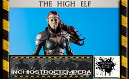 Preorders: Gaming Heads – The Elder Scrolls Online Heroes of Tamriel Statue The High Elf