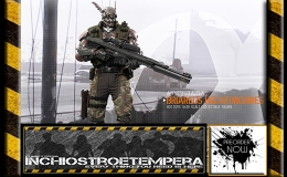 Preorders: Hot Toys – Appleseed – Briareos Hecatonchires 12″ Figure