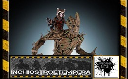 Preorders: Gentle Giant – Guardians of the Galaxy Rocket Raccoon & Groot – Iron Man Hajime Sorayama Ver. Statues