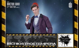 Preorders: Big Chief Studios – Doctor Who 1st Doctor, 11th Doctor Matt Smith & Tardis Figures