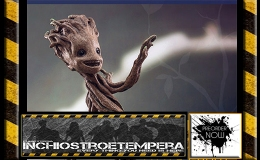 Preorders: Hot Toys – Guardians of the Galaxy Little Groot 1/4 Scale Statue