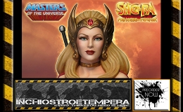 Preorders: Tweeterhead – MOTU She-ra Princess of Power 1/4 bust