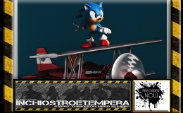 Preorders: F4F – Sonic the Hedgehog – Tornado Diorama