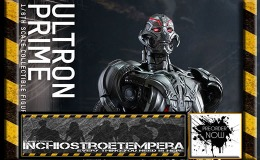 Preorders: Hot Toys – Avengers: Age of Ultron – Ultron Prime 12″ AF