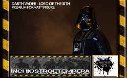 Preorders: Sideshow Star Wars Darth Vader Lord of the Sith PF Statue
