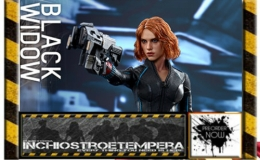 Preorders: Hot Toys Avengers Age of Ultron Black Widow – 12″ Figure