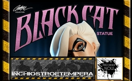 Preorders: Sideshow Black Cat Statue J. Scott Campbell SpiderMan Collection