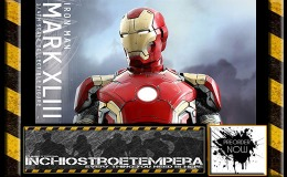 Preorders: Hot Toys – Avengers: Age of Ultron – Iron Man Mark XLIII – 1/4 AF