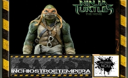 Preorders: ThreeZero – Teenage Mutant Ninja Turtles Action Figure 1/6 Leonardo + Michelangelo