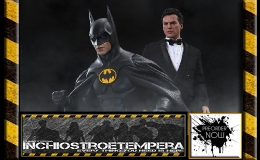 Preorders: Hot Toys – Batman Returns – Batman and Bruce Wayne – Sixth Scale Figure Set