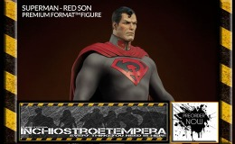 Preorders: Sideshow – Superman Red Son Premium Format Statue