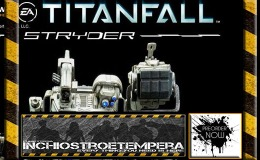 Preorders: ThreeZero – Titanfall IMC Stryder + 2000 AD Sam Slade Robo-Hunter Action Figures