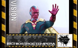 Preorders: Hot Toys – Avengers: Age of Ultron – Vision 12″ Figure