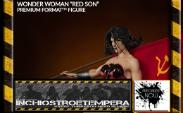 Preorders: Sideshow: Wonder Woman Red Son Premium Format Figure