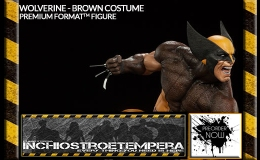Preorders: Sideshow Collectibles – Wolverine Brown Costume Premium Format™ Figure