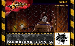Preorders: PCS – Street Fighter: Vega 1/4 Scale Statue