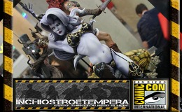Fiere: SDCC 2015 – Lady Death – Sideshow