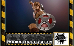 Preorders: PCS – HE-MAN & BATTLECAT 1/4 Statues