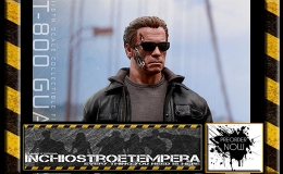 Preorders: Hot Toys: Terminator Genisys T-800 Guardian 12″ Figure