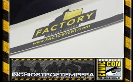 Fiere: SDCC 2015 – Lo Stand Factory Entertainment
