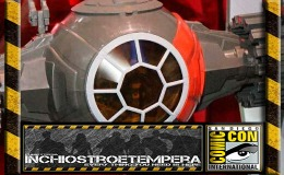 Fiere: SDCC 2015 – HASBRO – Star Wars Force Awakens TIE Fighter Pilot Black Series