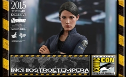 Fiere: SDCC 2015 – HOT TOYS – 2015 Toy Fair Exclusive Avengers: Age of Ultron Maria Hill