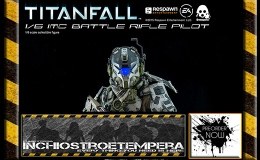 Preorders: ThreeZero – Titanfall Action Figure IMC Battle Rifle Pilot