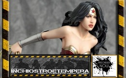 Preorders: Yamato – DC Comics Fantasy Figure Gallery Statue 1/6 Wonder Woman Luis Royo