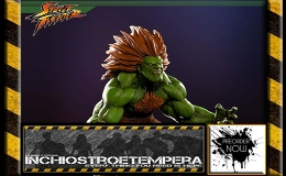 Preorders: PCS – Street Fighter: Blanka + An American Werewolf in London: Kessler Wolf 1/4 Scale Statues