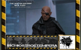 Preorders: Hot Toys – Captain America The Winter Soldier: Nick Fury 12″ figure