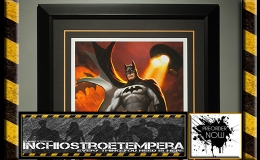 Preorders: Sideshow – Limited Edition Art Prints Framed – Superman, Batman, Queen of the Dead, Vampirella…..