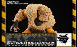 Preorders: Sideshow – Sabretooth Classic Premium Format Statue