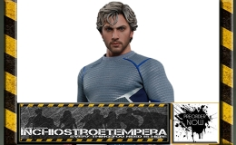 Preorders: Sideshow Black spiderman PF + Hot Toys Quicksilver 12″ Figure
