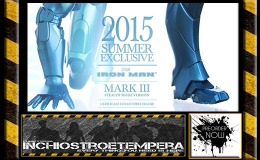 Preorders: Hot Toys – Iron Man: Mark III Stealth Mode Version 12″ 2015 Excl.