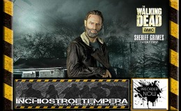Preorders: Gentle Giant – Star Wars Statue Sandtrooper + The Walking Dead Rick Grimes Statues