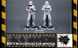 Preorders: Hot Toys – Star Wars – Episode VII: First Order Snowtroopers 12″ figure Set