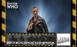 12″ AF News: Big Chief Studios – Dr. Who 9th Doctor 12″ ScaleFigure
