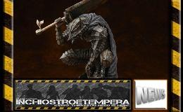 Statue News: Gecco – BERSERK / GUTS Berserker Armor + Nosferatu ZODD 1/8 Scale Resin ModelKits