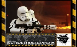Preorders: Hot Toys – Star Wars The Force Awakens: First Order Flametrooper 12″ Figure