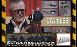12″ AF News: Hot Toys – Stan Lee 1/6th scale CollectibleFigure