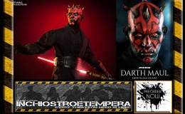 Preorders: Sideshow – Darth Maul: Duel on Naboo Darth Maul 12″ Figure