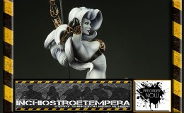Preorders: Sideshow – The Temptation of Lady Death Premium Format Statue