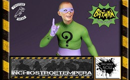 Preorders: Tweeterhead – Batman 1966 TV Series – The Riddler Maquette